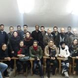 کارگاه آموزشی مبانی صعودهای زمستانه (بخش اول ) برگزار شد