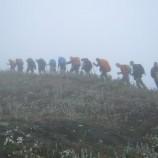 در شرایط نامساعد جوی از کوهنوردی اجتناب کنید