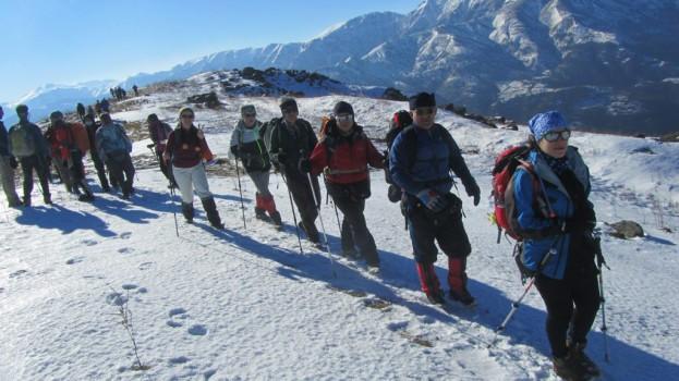 کوهنوردی را از کجا آغاز کنیم؟