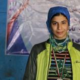 کسب مدال «برنز» سنگنوردی جوانان آسیا توسط «محیا دارابیان»