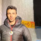 قهرمانی «محسن بهشتی» یخنورد ماده سرعت کشورمان در مسابقات ملی کشور روسیه