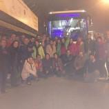 عزیمت تیم صعودکننده به قله برف انبار