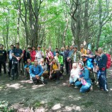 گزارش برنامه ی جنگل نوردی