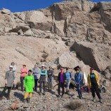 برگزاری دوره کارآموزی کوهپیمایی بانوان