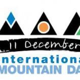به مناسبت روز جهانی کوهستان، از زمین مراقبت کنیم