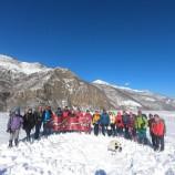 اجرای برنامه آموزش برف