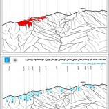 نقشههای نقاط حادثهخیز و مخاطرات طبیعی ارتفاعات فومن