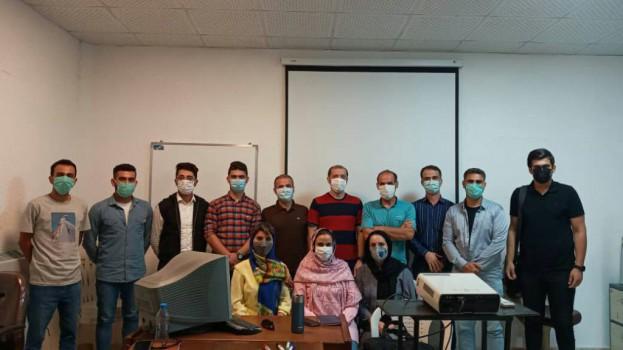 اجرای دوره رسمی پزشکی کوهستان