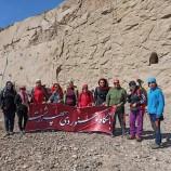 اجرای دوره رسمی کارآموزی کوهپیمایی بانوان
